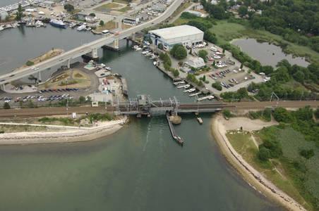 Amtrak Railroad Bridge