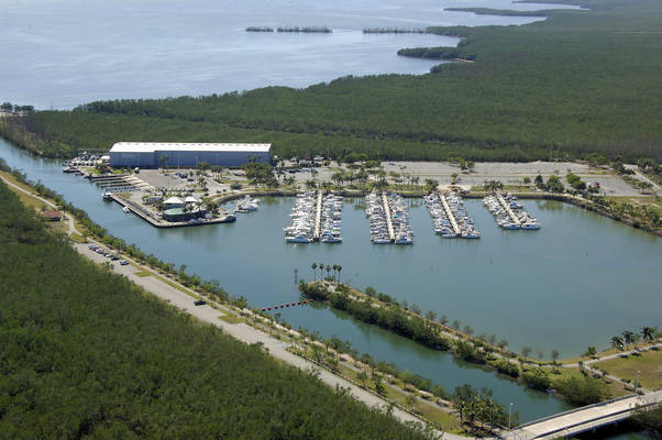 Loggerhead Marina at South Miami