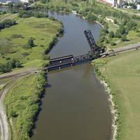 Buffalo Conrail Bridge