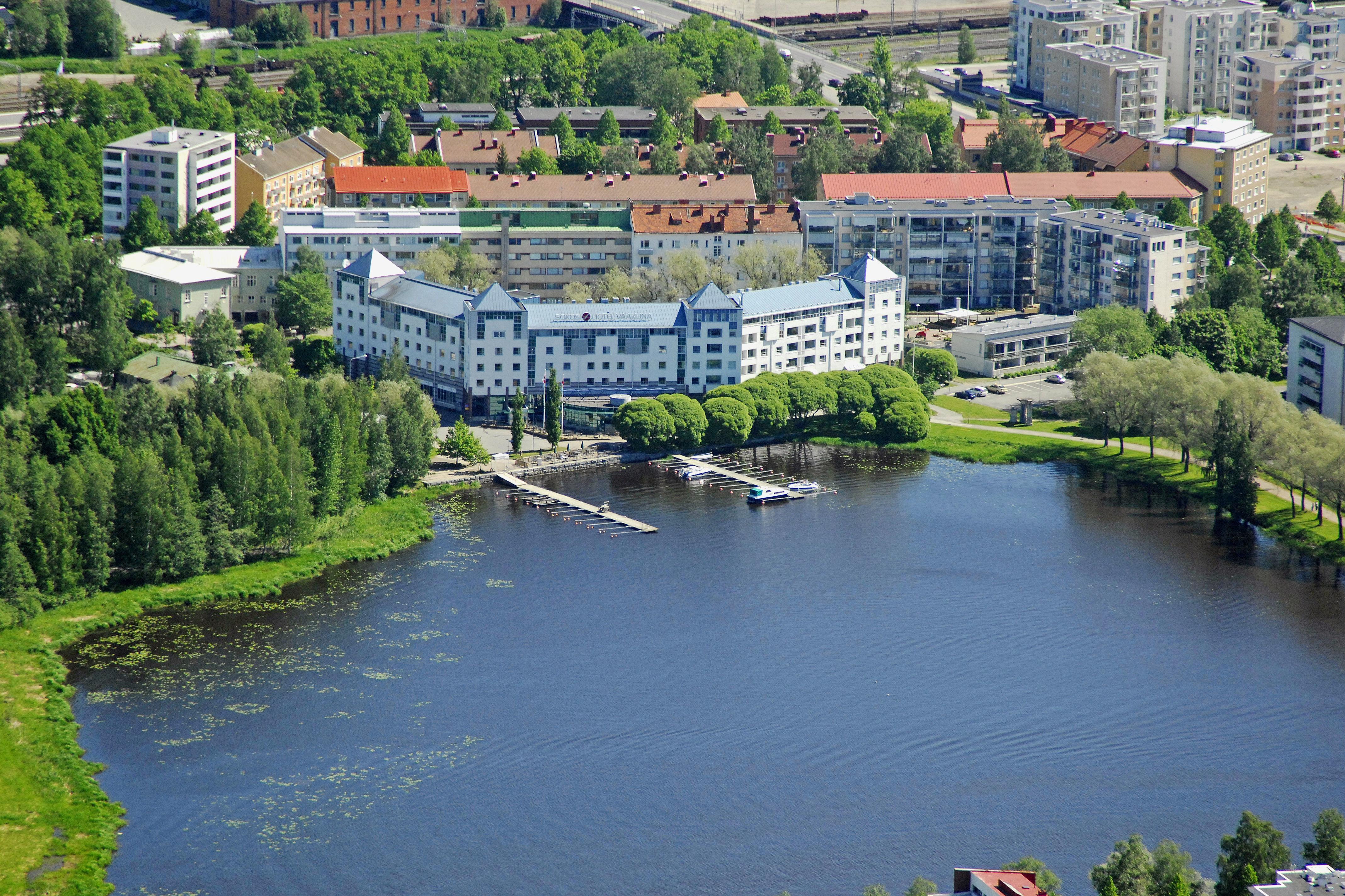 Sokos Hotel Vaakuna Marina In Hameenlinna Finland