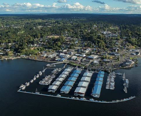 Port Orchard Marina