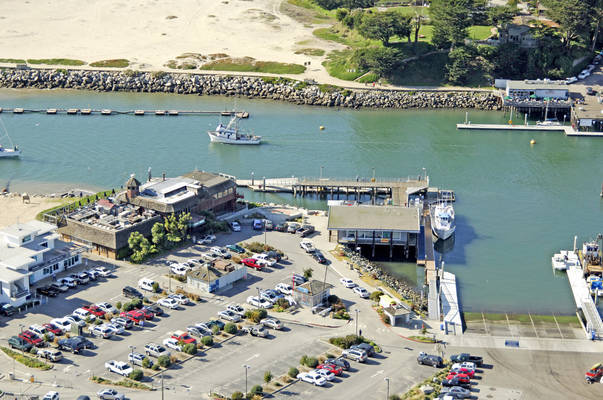 Santa Cruz Harbor Fuel Dock