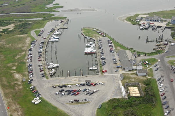 Oregon Inlet Fishing Center