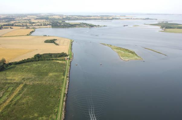Odense Kanal Road Inlet
