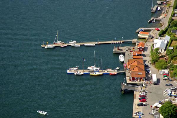 Dalaroe Hotellbryggan Marina