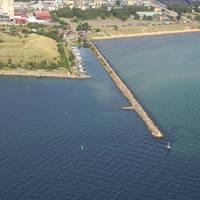 Bulkhamnen Östra Marina