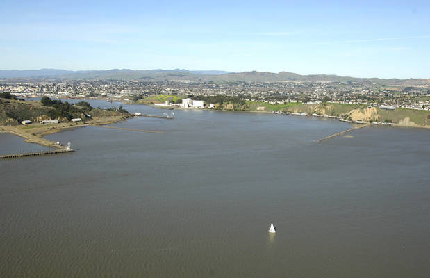 Mare Island Straight Inlet