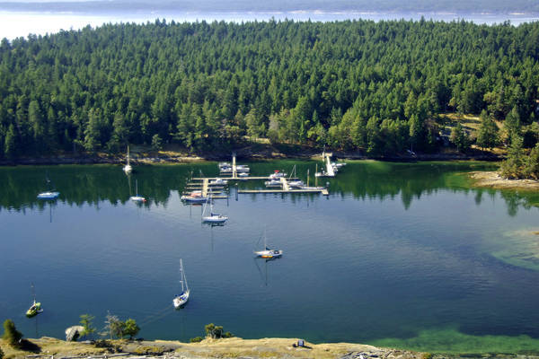 Pirates Cove Provincial Marine Park