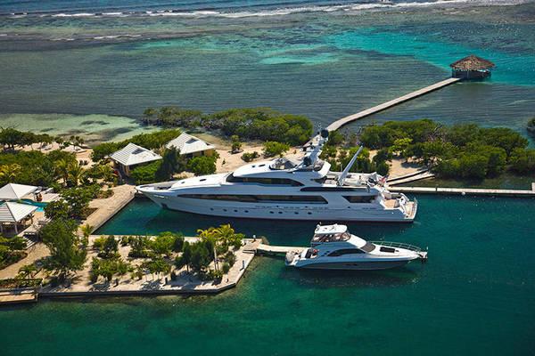 Barefoot Cay Resort Marina