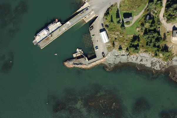 Letete Public Dock