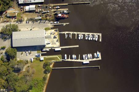 Arlington Marina In Jacksonville Fl United States