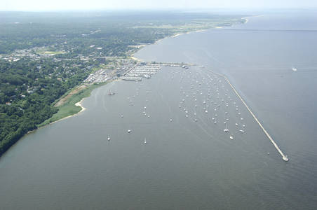 Atlantic Highlands Inlet