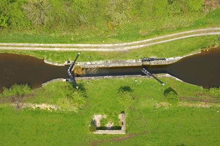 Royal Canal Lock 24