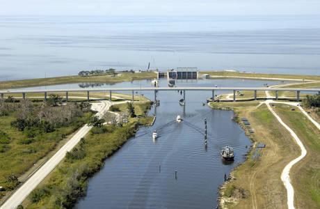 Port Mayaca Lock