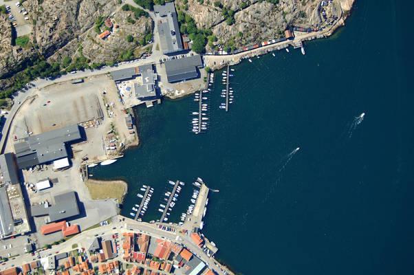 Lysekil Rinkenas Harbour