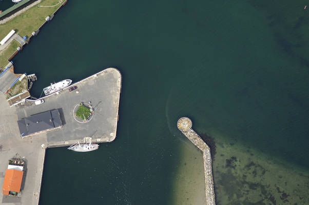 Marstal Havn Inlet