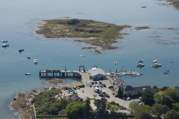 Cape Porpoise Town Wharf