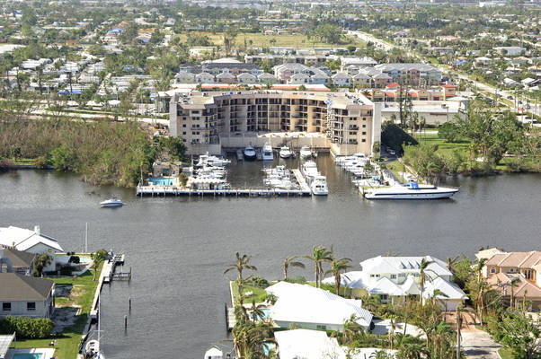 Delray Harbor Club Marina