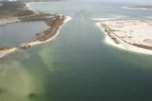 Big Lagoon Inlet