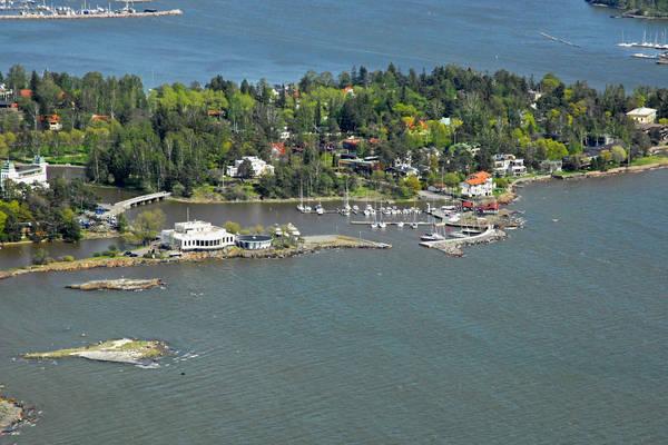 Kulosaari Hylje Marina