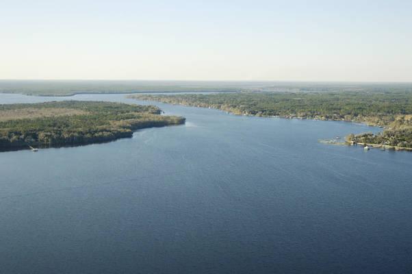 Lake George North East Inlet