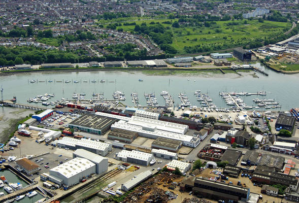 Shamrock Quay Marina