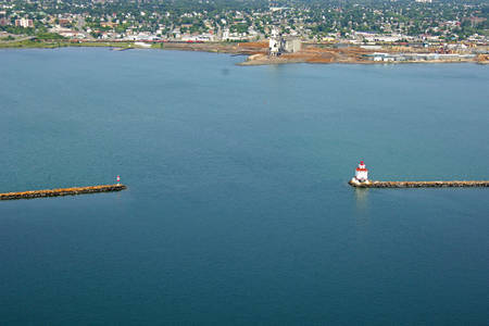 Thunder Bay Main Inlet