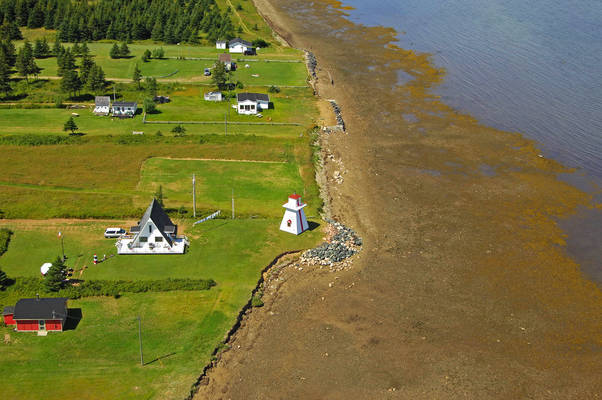 Caraquet Front Range Lighthouse