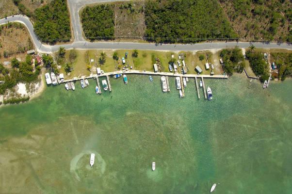 Russell Island Docks
