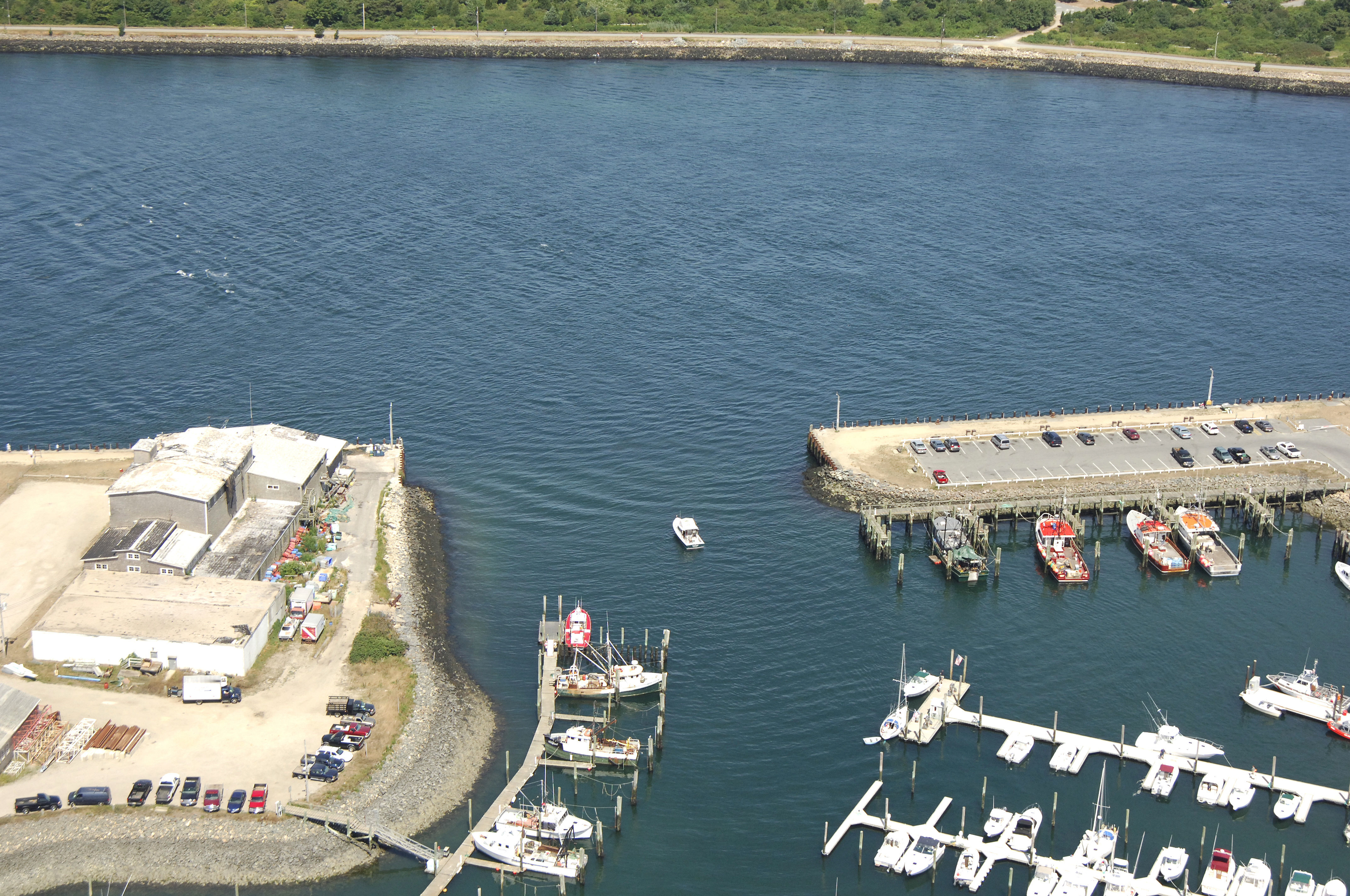 Sandwich harbor of refuge inlet in sandwich ma united states sandwich harbor of refuge inlet nvjuhfo Choice Image