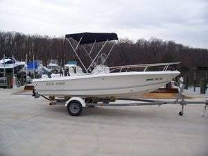 18' Sea Pro 180 Center Console