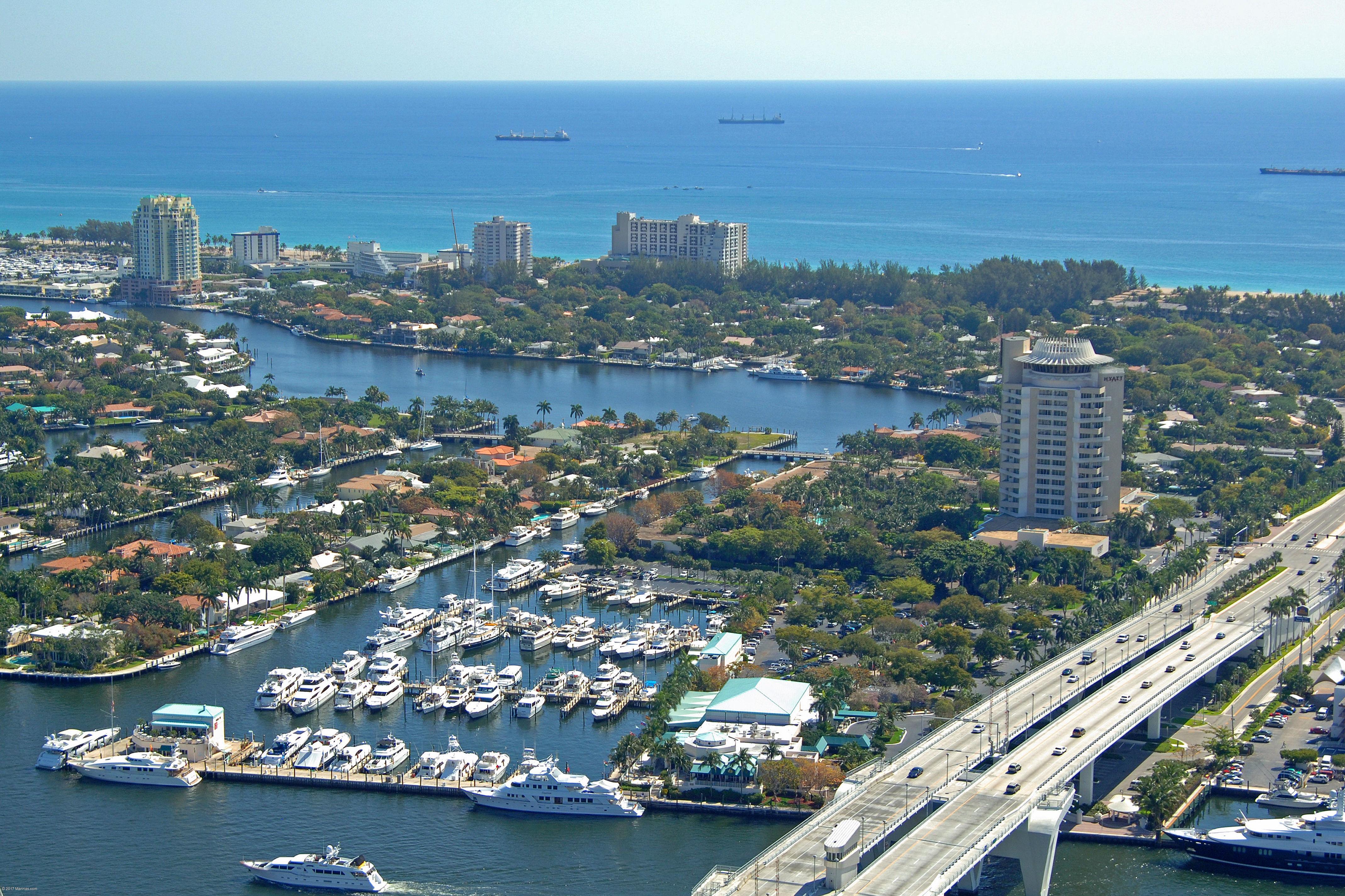 Pier 66 Marina In Fort Lauderdale Fl United States