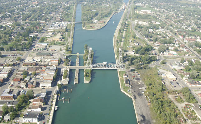 Port Colborne Lift Bridge