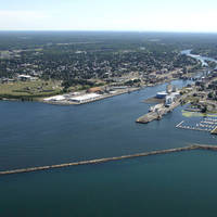 Oswego Harbor