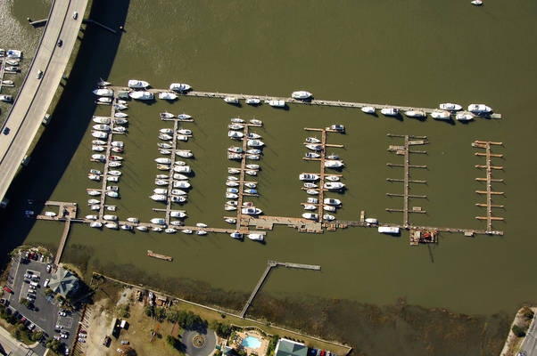 The Harborage at Ashley Marina