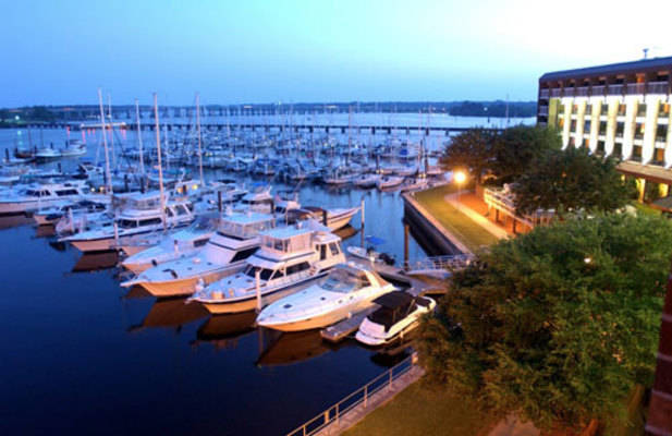 New Bern Grand Marina and Yacht Club