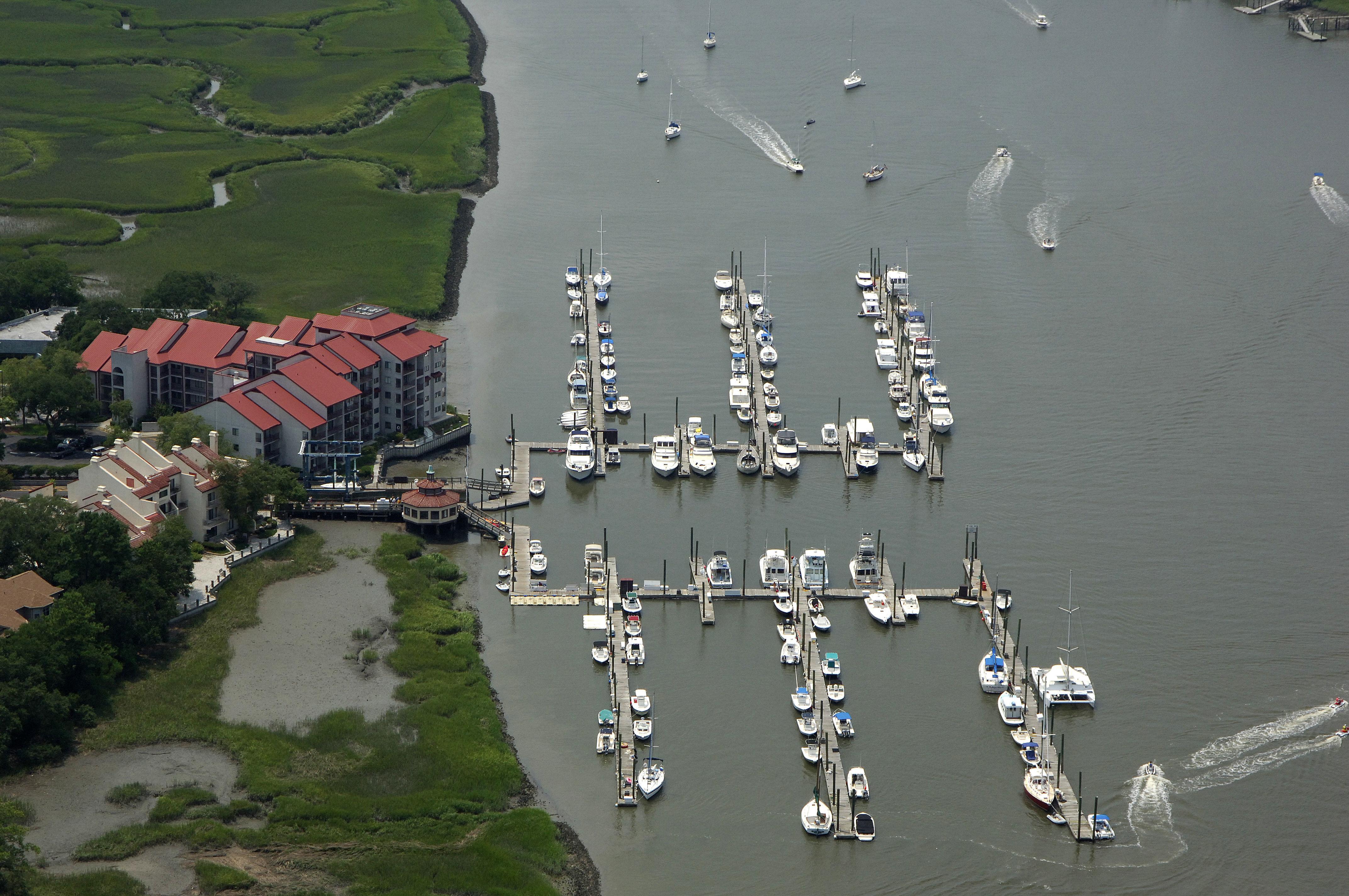 Palmetto Bay Marina Helmsman Way Hilton Head Island Sc
