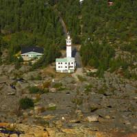 Skagsudde Lighthouse