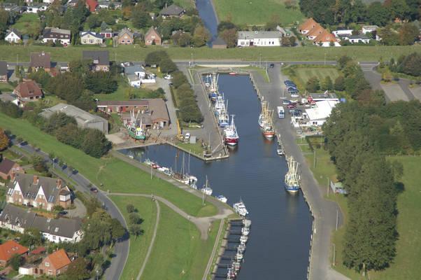 Friedrichskoog Marina