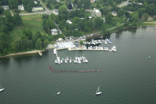 Westport Marina on Lake Champlain
