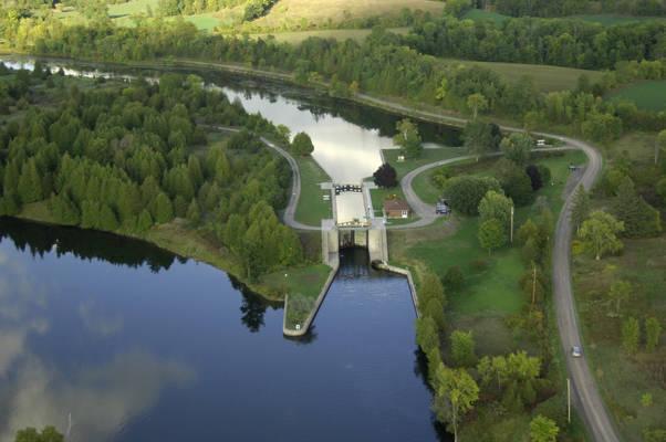 Trent River Lock 10