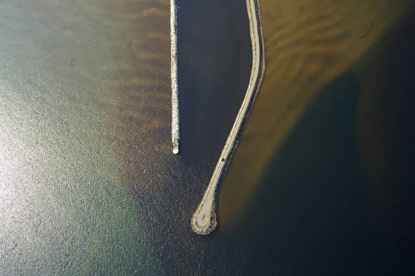 Oconto River Inlet
