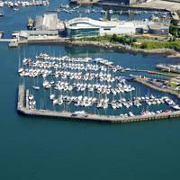Queen Anne's Battery Marina