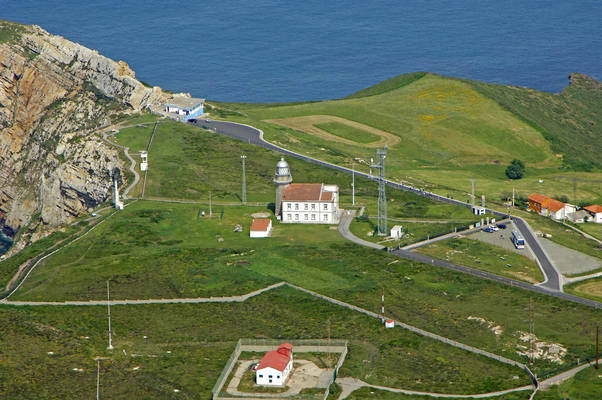 Cape Penas Light