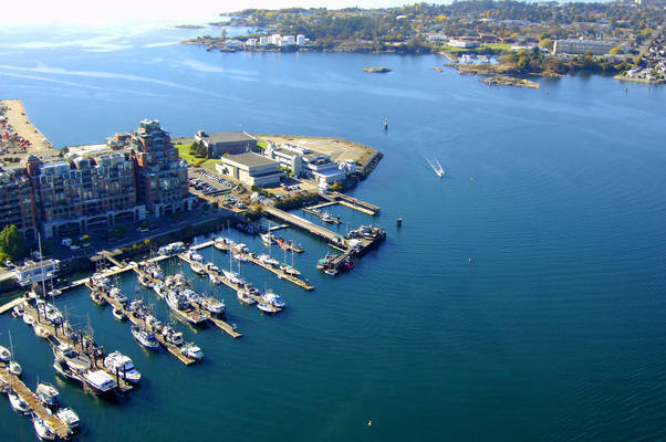 Victoria Marine Fuels at Fisherman's Wharf