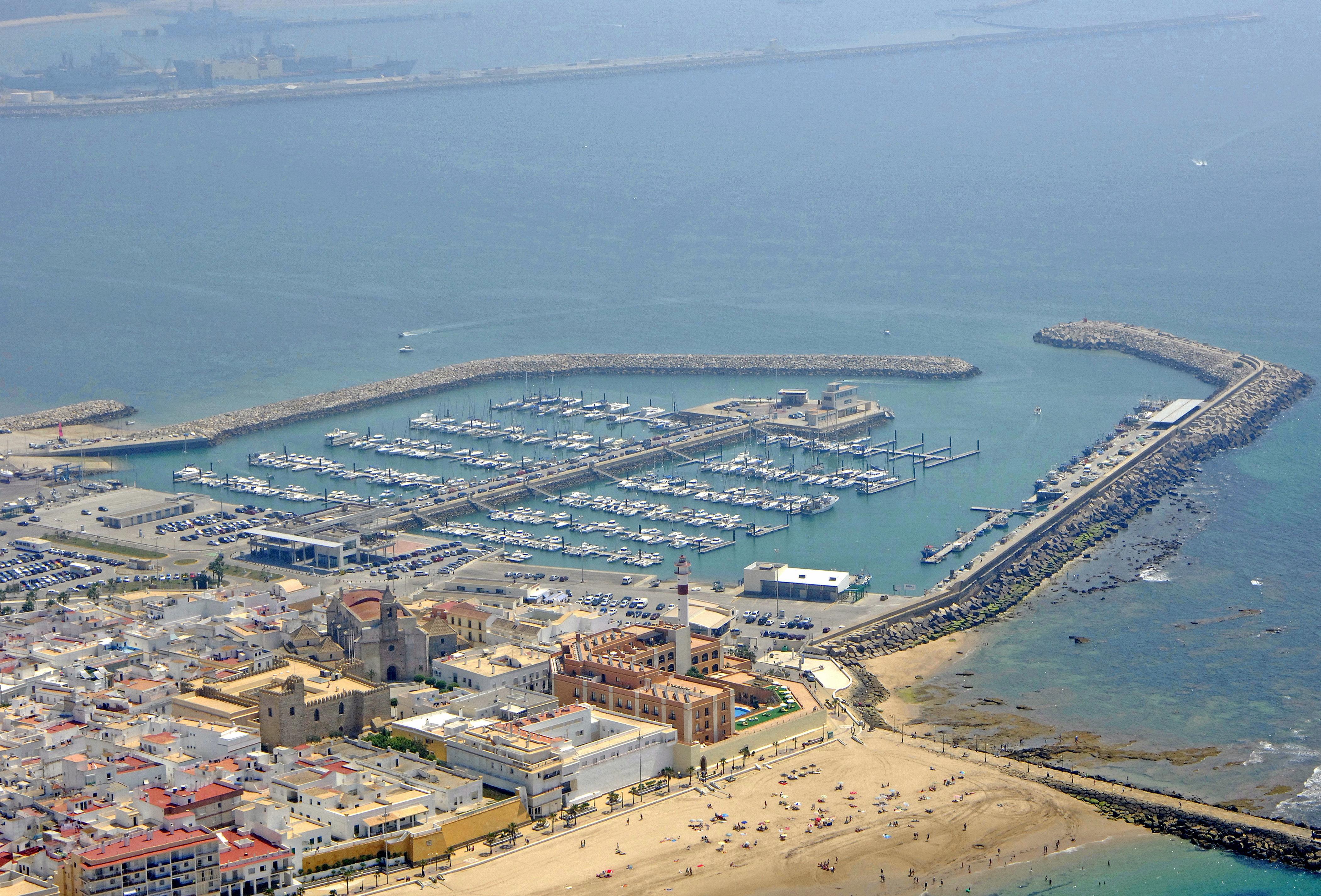 Puerto de rota marina in rota cadiz andalucia spain marina reviews phone number - Puerto rico spain weather ...