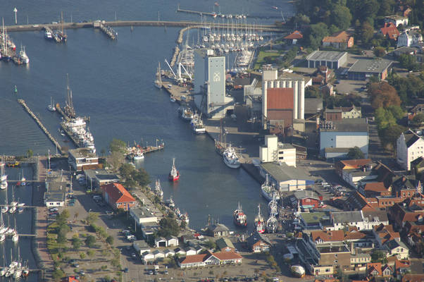 Heiligenhafen Fishers Marina