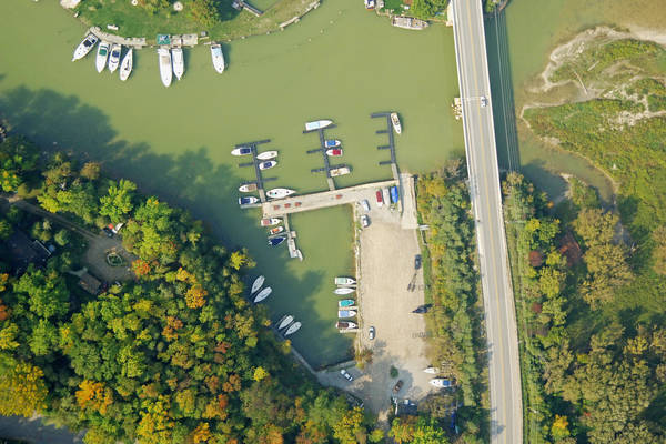South Shore Marina Bayfield