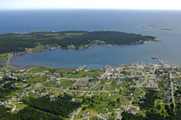Louisbourg Harbour
