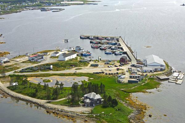 Falls Point Harbour